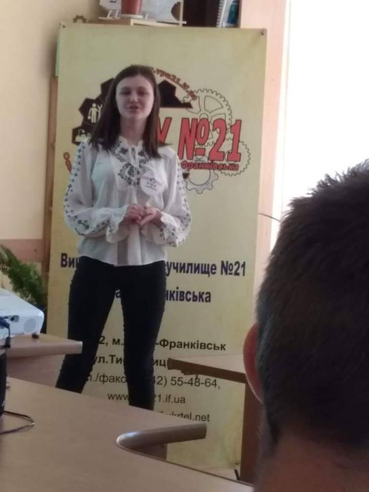 урок української літ